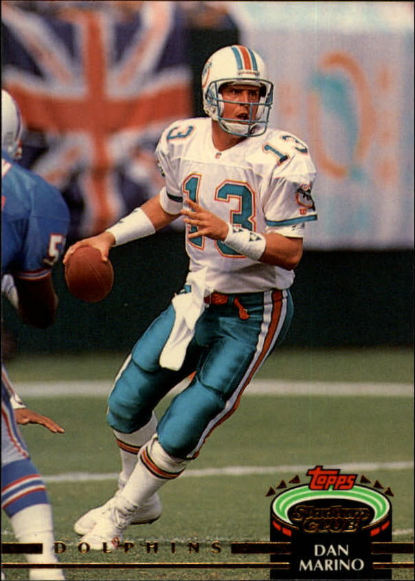 1992 Stadium Club #660 Dan Marino
