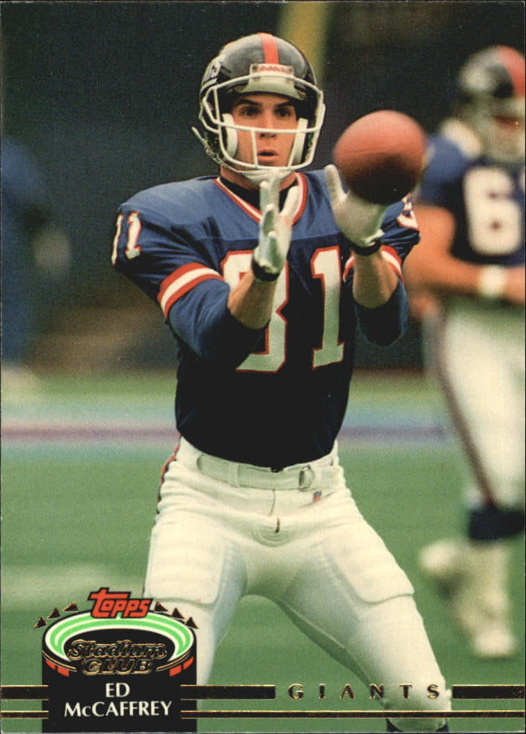 1992 Stadium Club #661 Ed McCaffrey