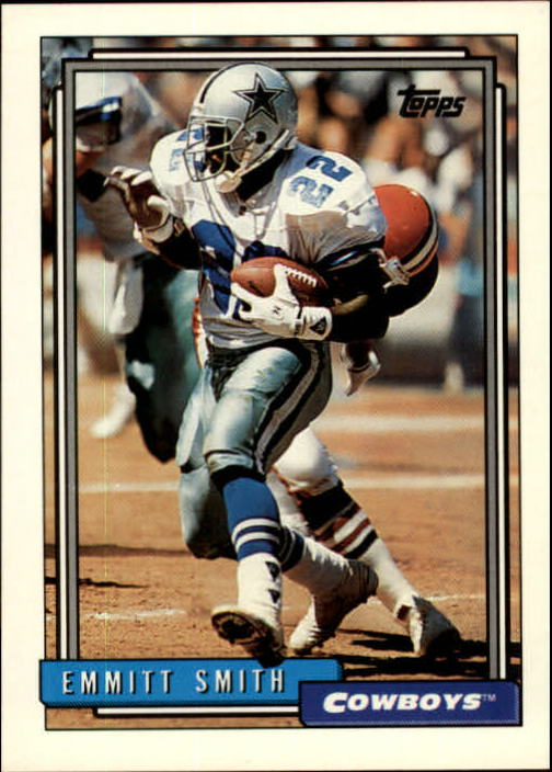 1992 Topps #180 Emmitt Smith