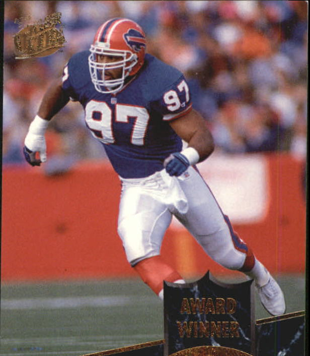 1992 Ultra Award Winners #2 Cornelius Bennett