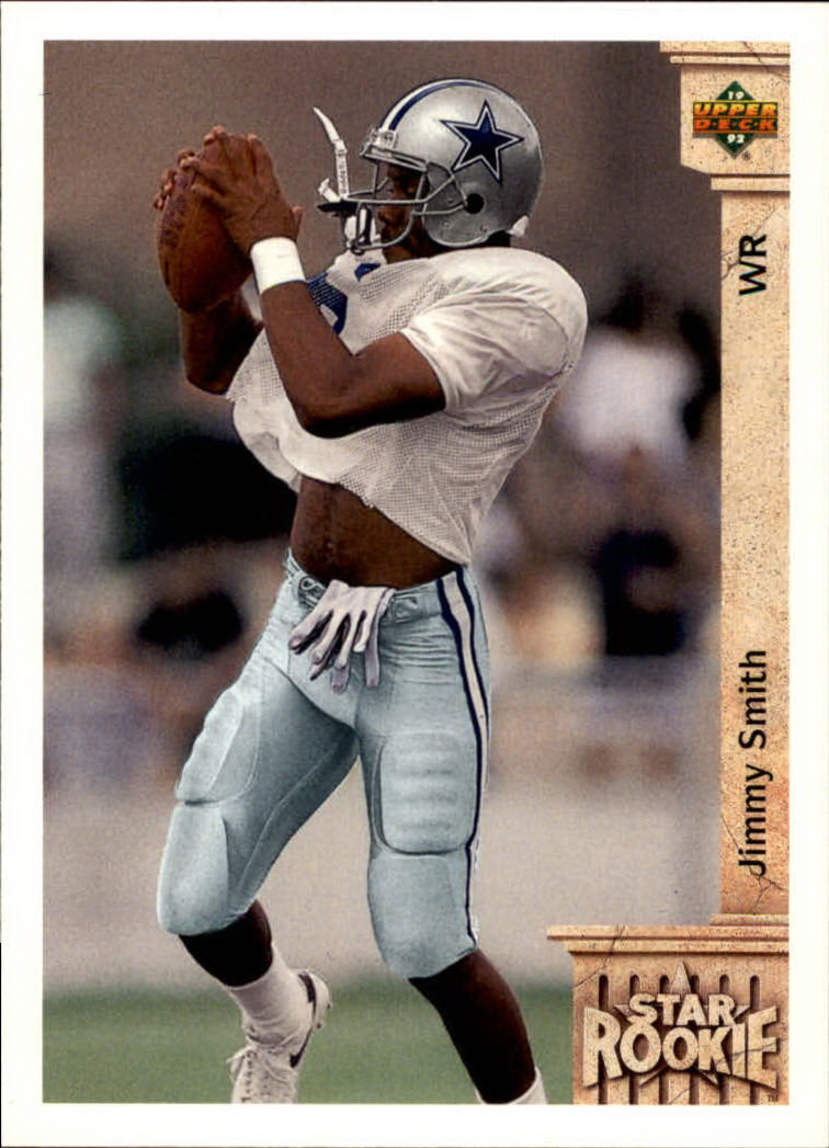 1992 Upper Deck #22 Jimmy Smith RC