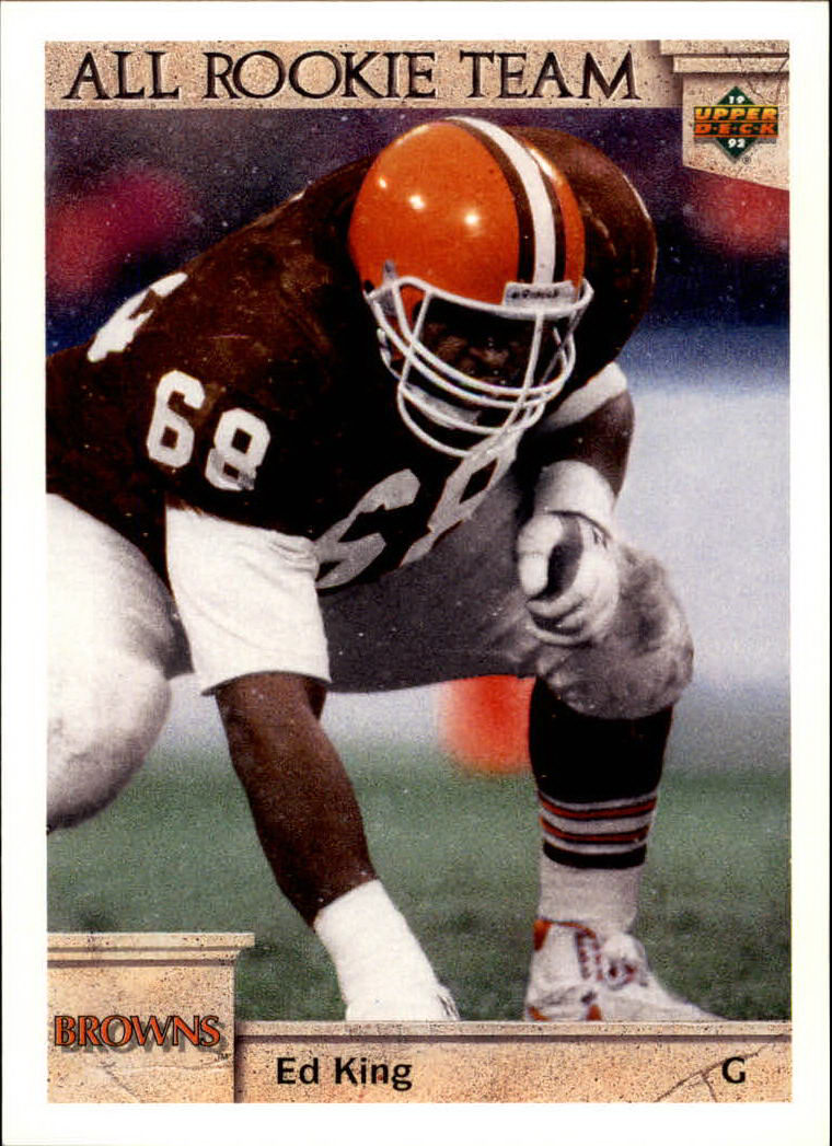 1992 Upper Deck #40 Ed King AR
