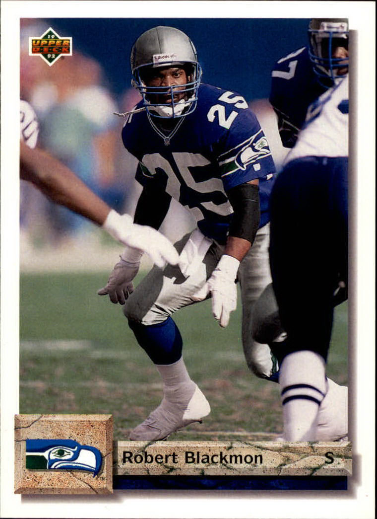 1992 Upper Deck #61 Robert Blackmon