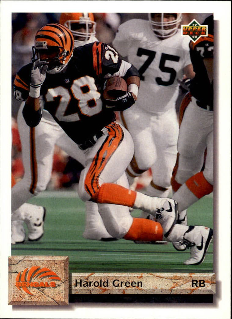1992 Upper Deck #71 Harold Green