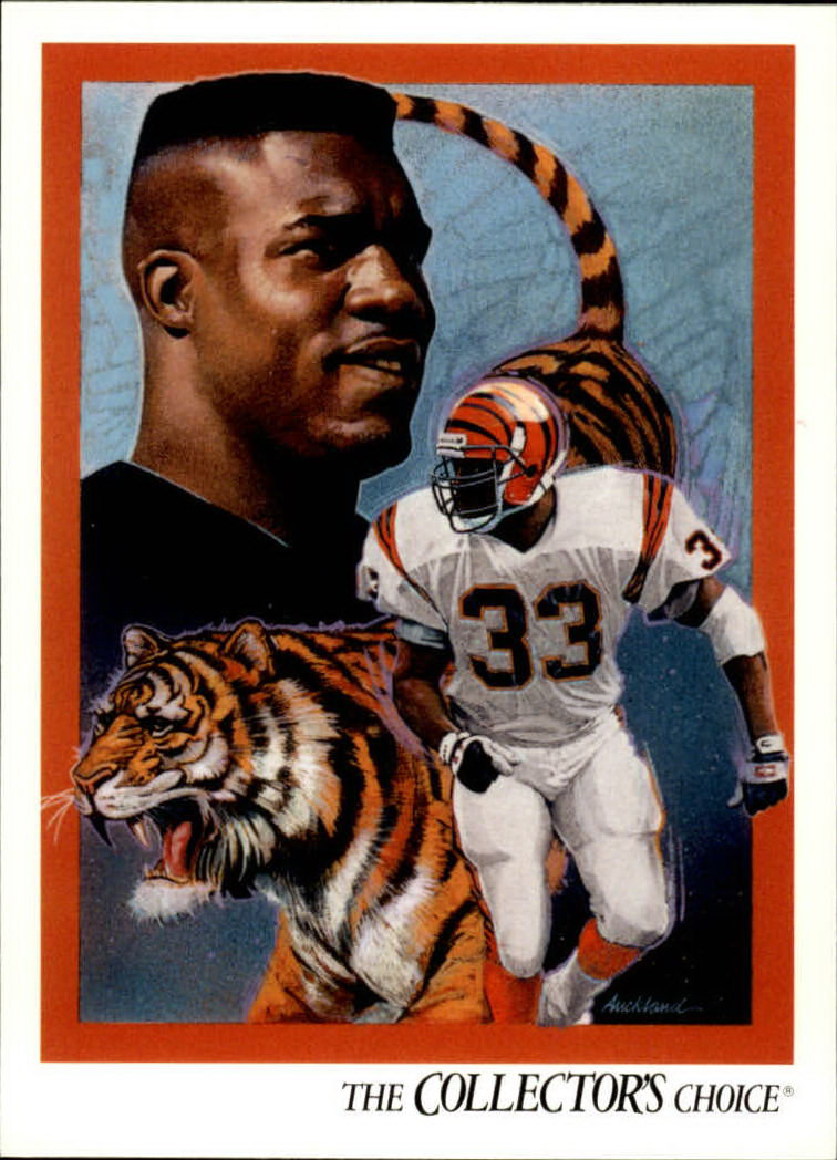 1992 Upper Deck #74 David Fulcher TC