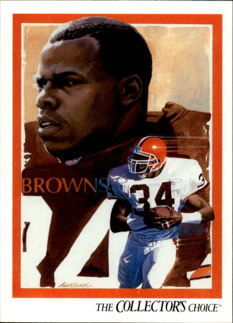 1992 Upper Deck #77 Kevin Mack TC