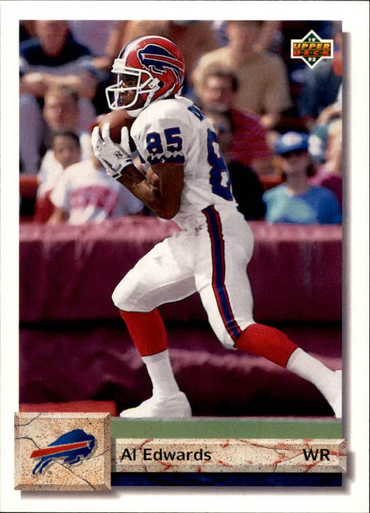 1992 Upper Deck #217 Al Edwards