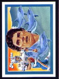 1992 Upper Deck Dan Marino Heroes #36 Dan Marino CL