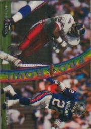 1992 Upper Deck Pro Bowl #PB6 E.Smith/M.Butts