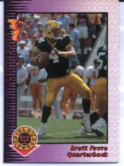 1992 Wild Card Field Force #14 Brett Favre