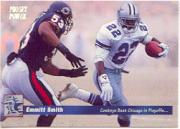 1992-93 Power Emmitt Smith #6 Emmitt Smith