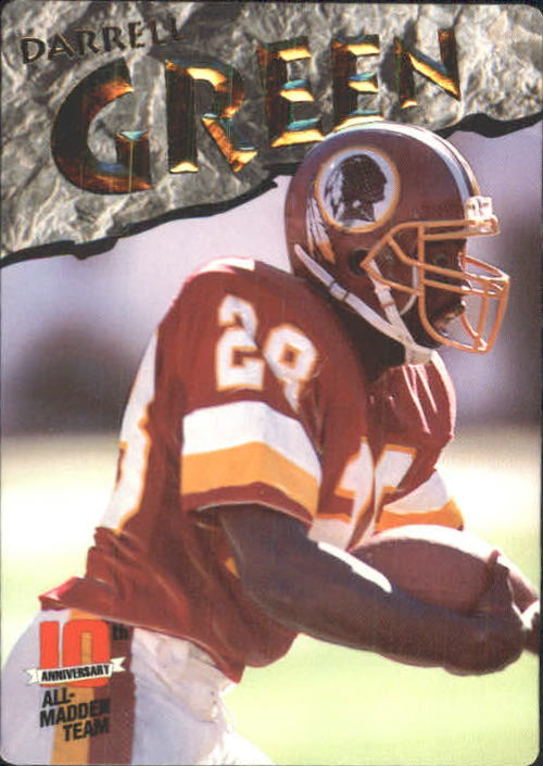 1993 Action Packed All-Madden #8 Darrell Green