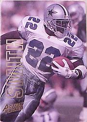 1993 Action Packed Prototypes #FB1 Emmitt Smith