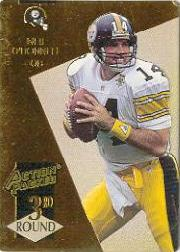 1993 Action Packed Rookie Update Previews #RU3 Neil O'Donnell