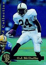 1993 Front Row Gold Collection Promos #5 O.J.McDuffie