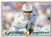 1993 Pacific Triple Folders #8 Dan Marino