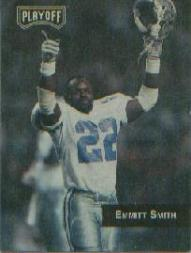 1993 Playoff Promos #1 Emmitt Smith