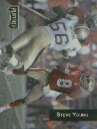 1993 Playoff Promos #5 Steve Young