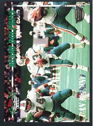 1993 Stadium Club Members Only Parallel #ST12 Dolphins/Dan Marino