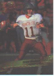 1993 Wild Card Prototypes Superchrome #SCP3 Drew Bledsoe