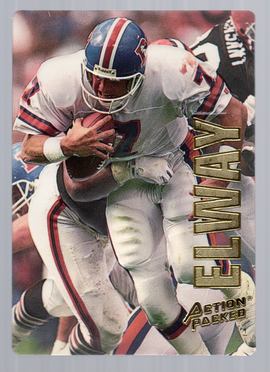 1993 Action Packed #14 John Elway