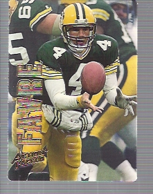 1993 Action Packed #16 Brett Favre