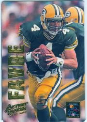 1993 Action Packed 24K Gold #5G Brett Favre front image