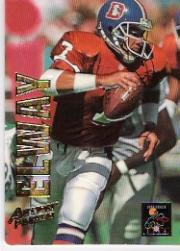 1993 Action Packed Quarterback Club #QB3 John Elway