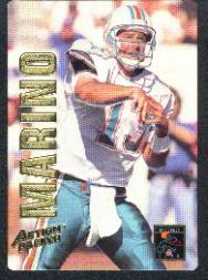 1993 Action Packed Quarterback Club #QB11 Dan Marino