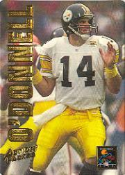 1993 Action Packed Quarterback Club #QB15 Neil O'Donnell