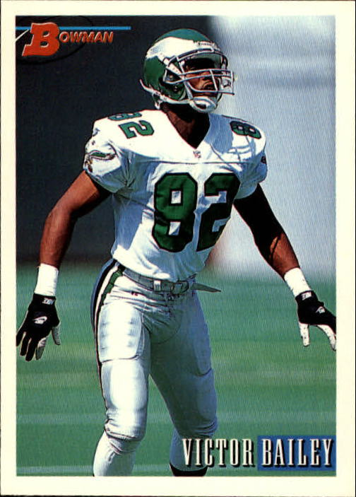 1993 Bowman #29 Victor Bailey RC