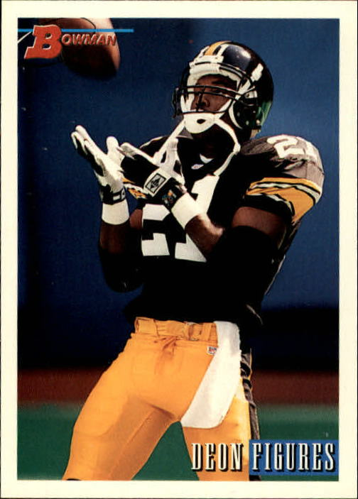1993 Bowman #39 Deon Figures RC