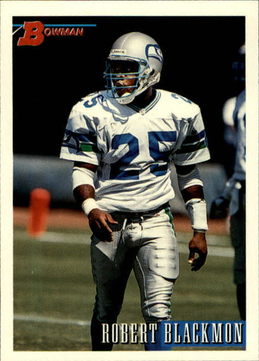 1993 Bowman #84 Robert Blackmon