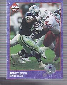 1993 Collector's Edge #48 Emmitt Smith