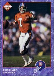 1993 Collector's Edge #59 John Elway