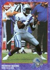 1993 Collector's Edge #69 Herman Moore