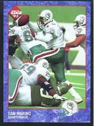 1993 Collector's Edge #113 Dan Marino