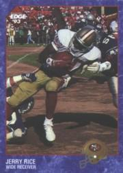 1993 Collector's Edge #223 Jerry Rice