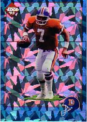 1993 Collector's Edge Elway Prisms #E3 John Elway