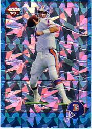 1993 Collector's Edge Elway Prisms #E4 John Elway
