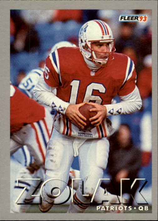 1993 Fleer #57 Scott Zolak