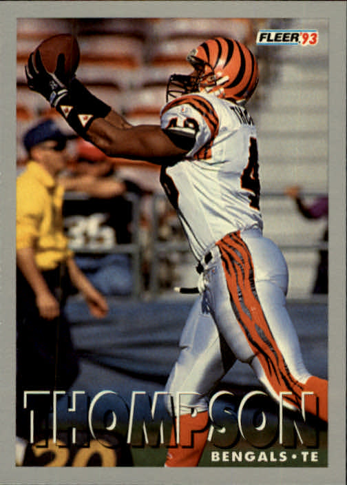 1993 Fleer #421 Craig Thompson