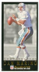 1993 GameDay Gamebreakers #4 Dan Marino