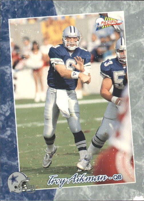 1993 Pacific #2 Troy Aikman