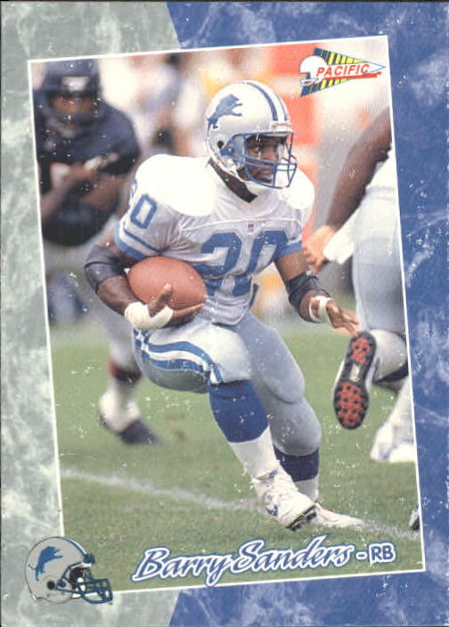 1993 Pacific #106 Barry Sanders