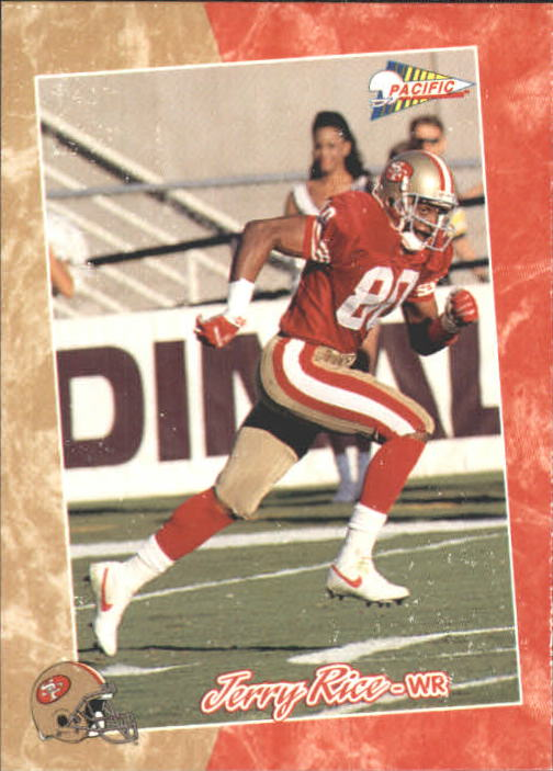 1993 Pacific #147 Jerry Rice