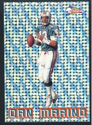 1993 Pacific Silver Prism Circular Inserts #11 Dan Marino