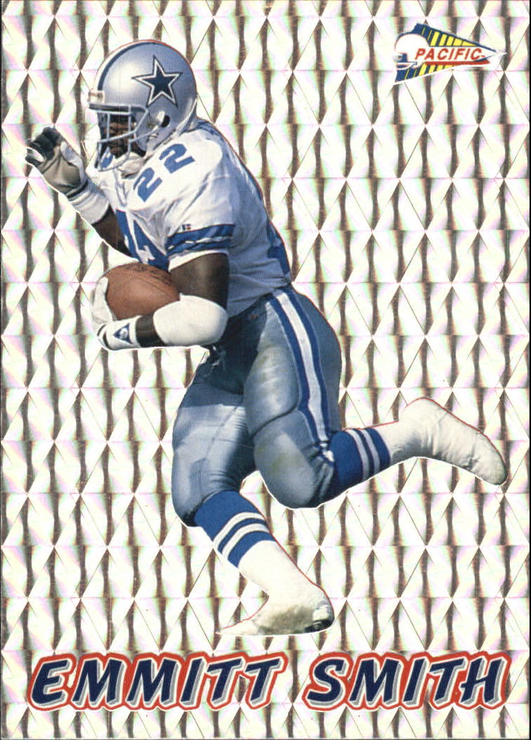 1993 Pacific Prisms #22 Emmitt Smith