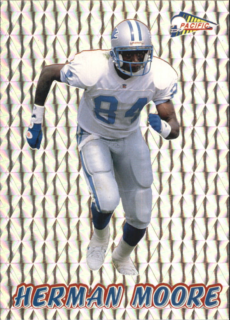 1993 Pacific Prisms #26 Herman Moore