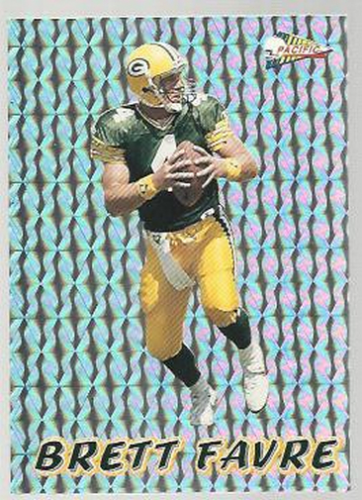 1993 Pacific Prisms #31 Brett Favre